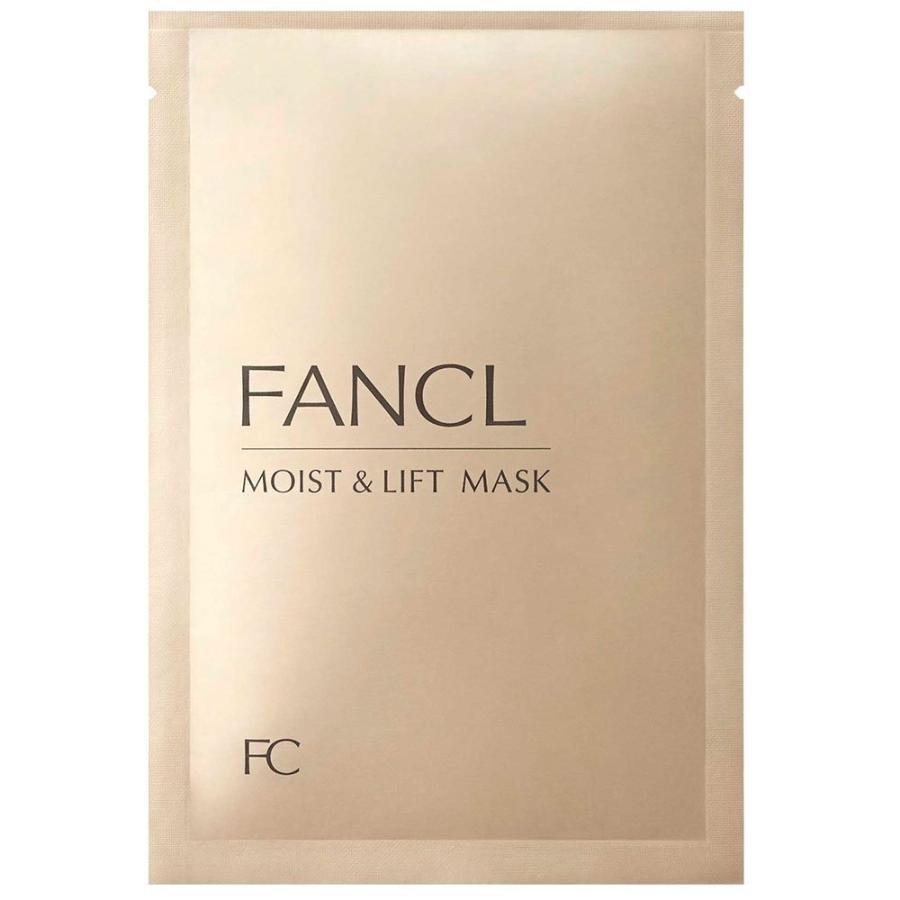 ファンケル(FANCL) モイスト&リフトマスク(M&L マスク)28mL×6枚|grandmano-omise