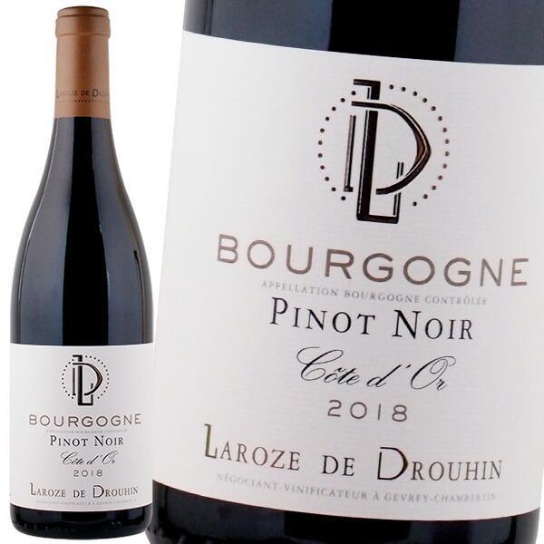 ブルゴーニュ ピノノワール コート・ドール 2018 赤ワイン ラローズ・ド・ドルーアン grandsoleil