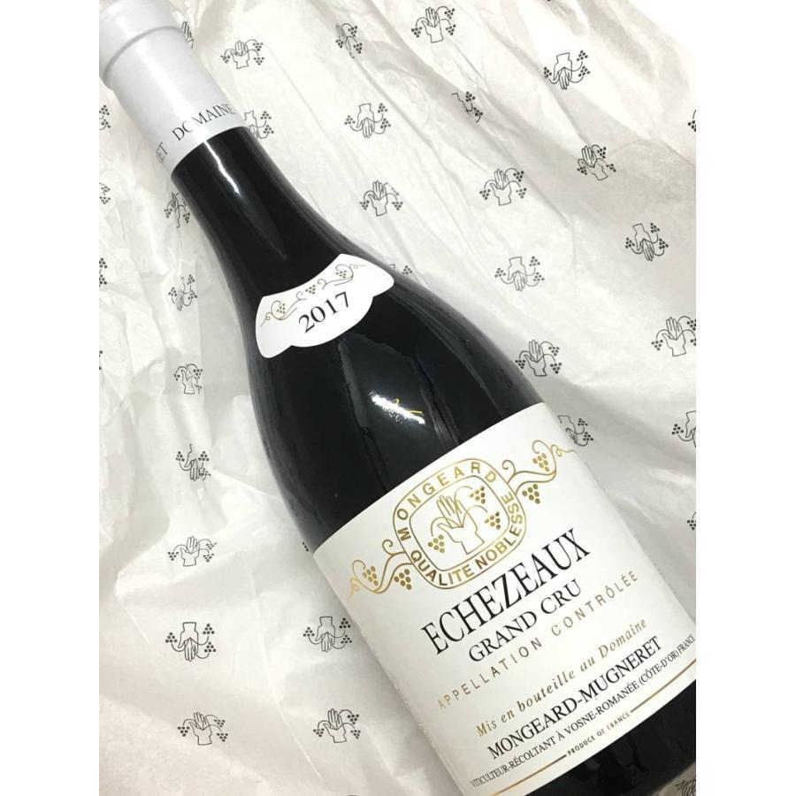 赤ワイン 2017年 モンジャール ミュニュレ エシェゾー 750ml フランス ブルゴーニュ