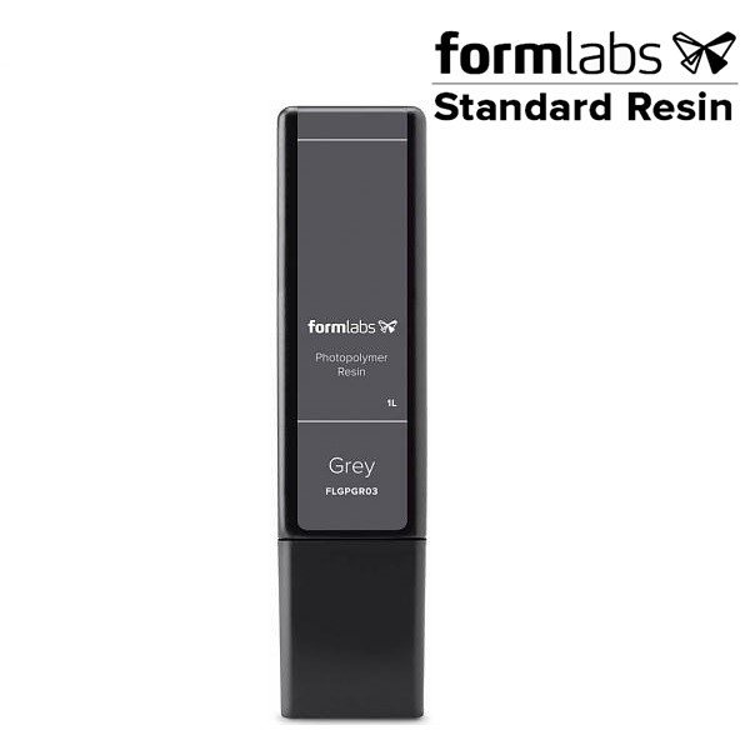 Form2 倉 買物 3 レジン グレー-V4
