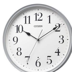 【5セット】 リズム時計 電波掛時計 青 8MY528-004 [8MY528004] お取り寄せ[10000円アマゾンギフト付]