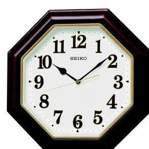 【5セット】 SEIKO 電波掛時計 KX251B [KX251B] お取り寄せ【15倍ポイント】