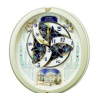 【10セット】 SEIKO 電波掛時計 RE579S [RE579S] お取り寄せ【15倍ポイント】