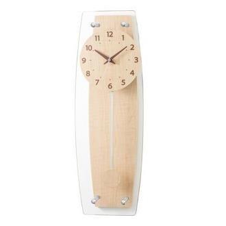 【10セット】 ノア精密 電波掛時計 ナチュラル W679NZ [W679NZ] お取り寄せ[10000円キャッシュバック]