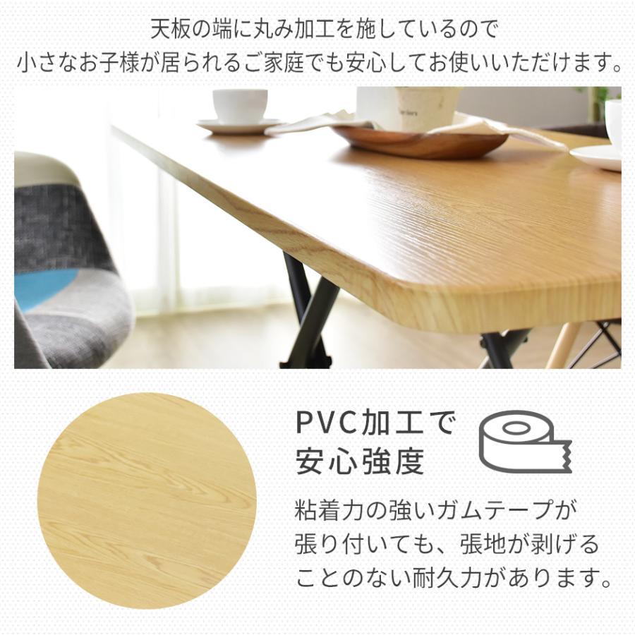 昇降テーブル 大理石風 おしゃれ ガス圧 リフトテーブル 幅100cm 昇降式 テーブル ミランダ100×55 北欧 プレゼント grazia-doris 16