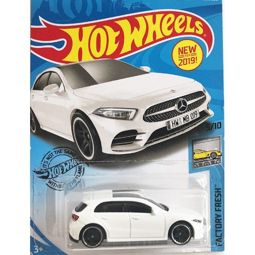 /'19 Mercedes Benz A Class Hot Wheels 2019 Factory Fresh 5//10 Mattel