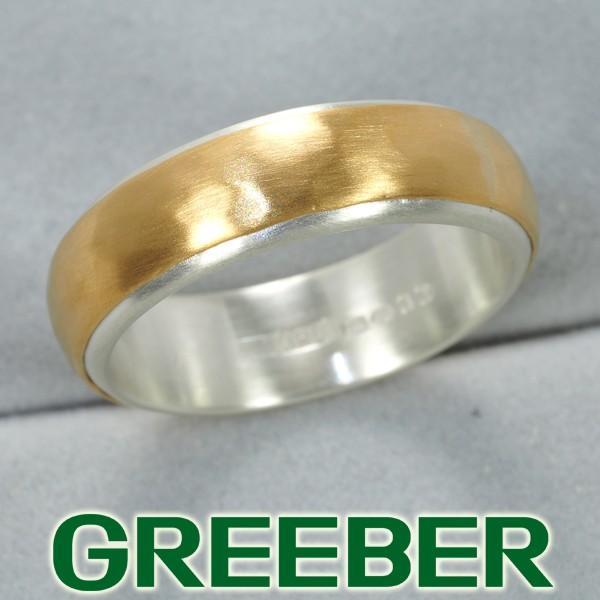 日本最級 マルコムベッツ リング 指輪 ハンマー K22YG/SV925 16.5号 BLJ/GENJ 限界値下げ品, JOKER by EverGreen/ジョーカー d400592e