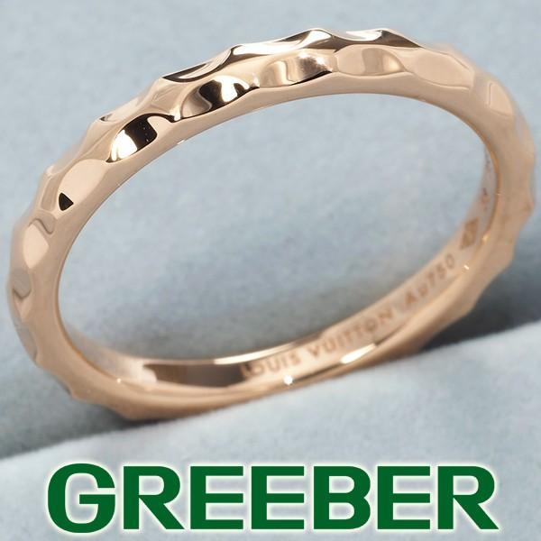 最新 ルイヴィトン リング 指輪 アリアンス 58号 K18PG BLJ, 京都パン屋GREEN 40bba5b5