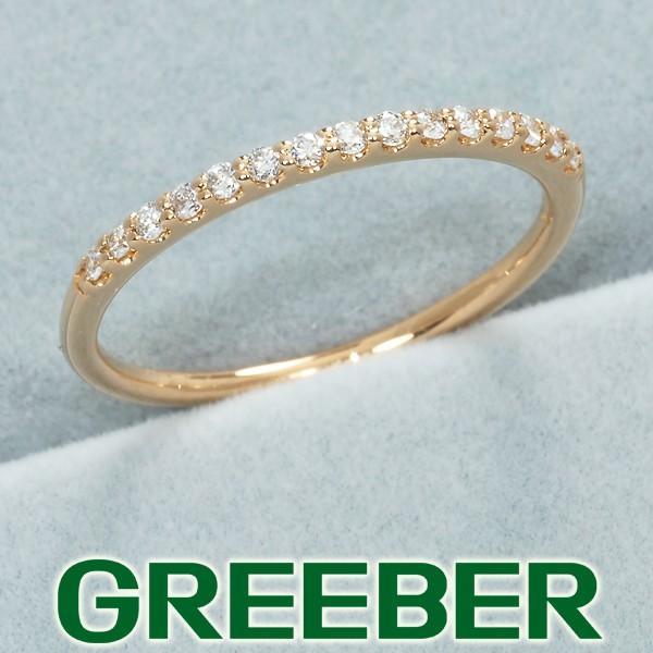 史上最も激安 ポンテヴェキオ リング 指輪 ダイヤ ダイヤモンド 0.10ct ハーフエタニティ 7号 K18PG BLJ, 大きいサイズの下着店ミセスエール 2c8f7b38