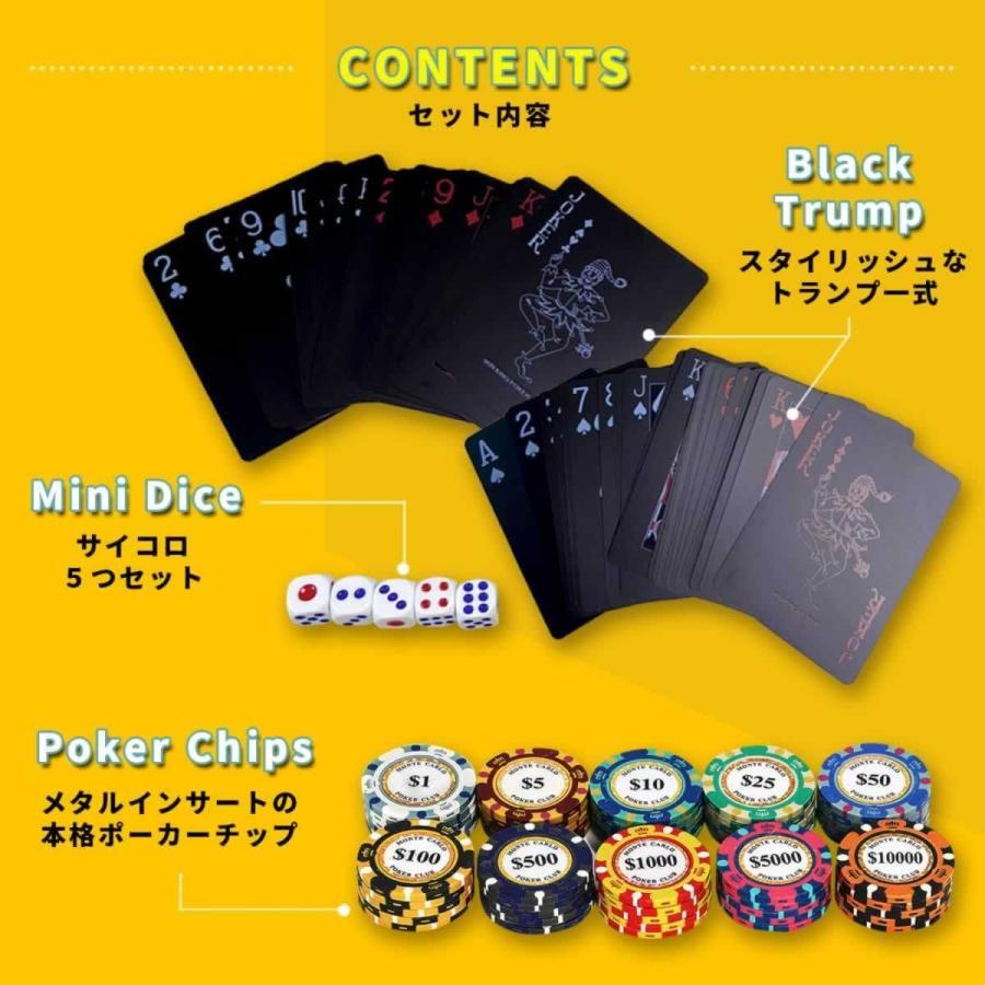 ポーカーゲーム ポーカーチップ モンテカルロ ポーカー チップ カジノゲーム 10種 50枚セット ゲーム チップ カジノ ポイント消化 greedtown 02