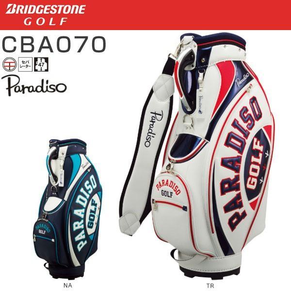 ブリヂストンゴルフ パラディーゾ BRIDGESTON GOLF Paradiso キャディバッグ CBA070