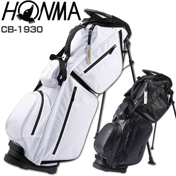 本間ゴルフ 軽量 スタンドキャディバッグ CB-1930