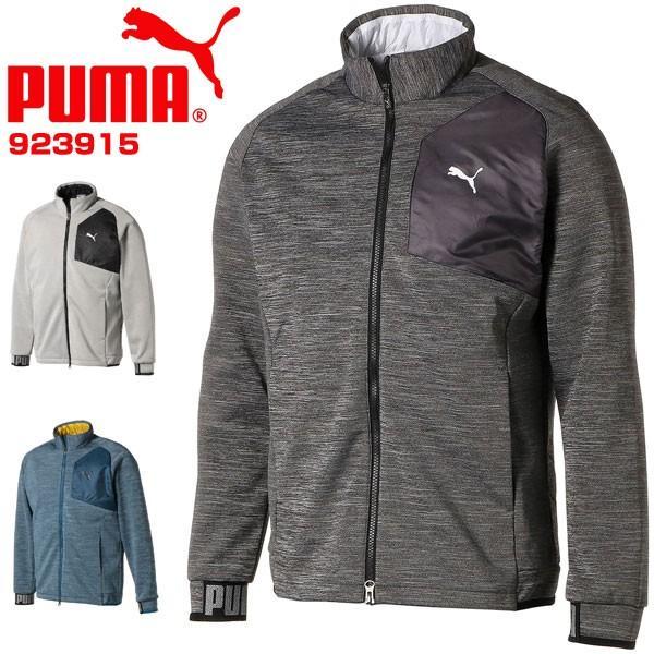 プーマ ゴルフ ジャケット メンズ ゴルフウェア ビルド イン パデッド ジャケット 923915 2019年秋冬モデル M-XL