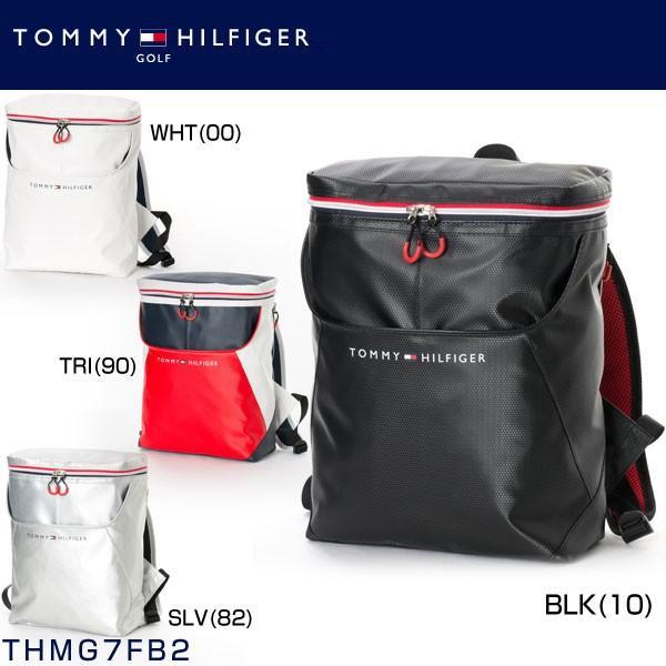 トミー ヒルフィガー ゴルフ TOMMY HILFIGER ハニカム リュック THMG7FB2