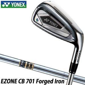 ヨネックス EZONE CB701 フォージド アイアン ダイナミックゴールド シャフト 4本セット[#7-P] 特注カスタムクラブ