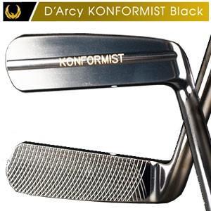 最新発見 今だけ7%OFFクーポン発行中 クロノス D'Arcy KONFORMIST D'Arcy Black Black クロノス パター, ジークゴルフ:0762b5a0 --- airmodconsu.dominiotemporario.com