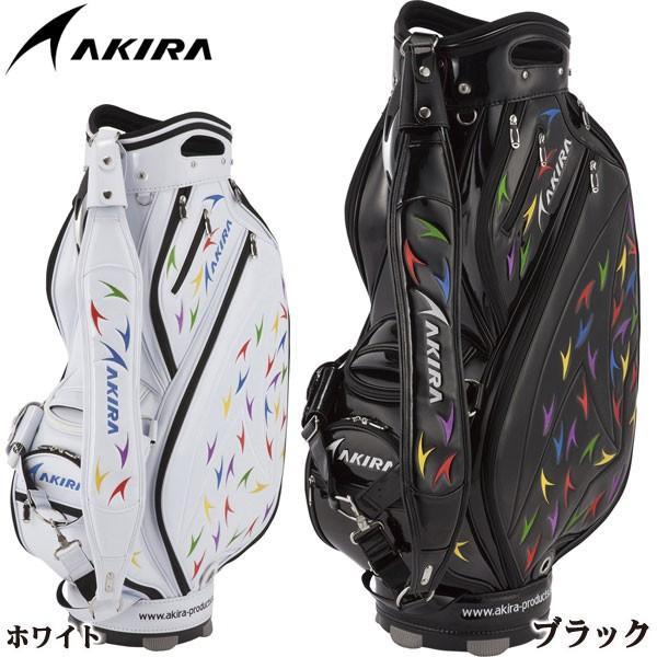 アキラ ゴルフ 2018 キャディバッグ