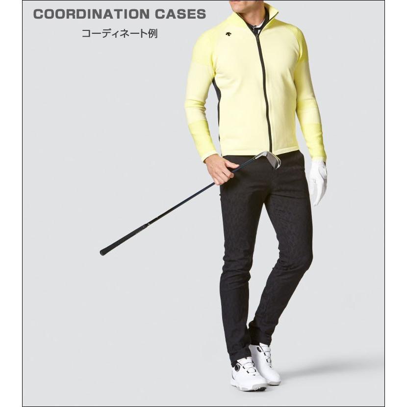 ウェア デサント ゴルフ
