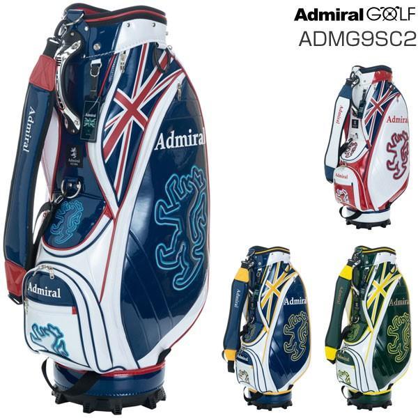 アドミラルゴルフ キャディバッグ ライトウェイトスポーツ ADMG9SC2
