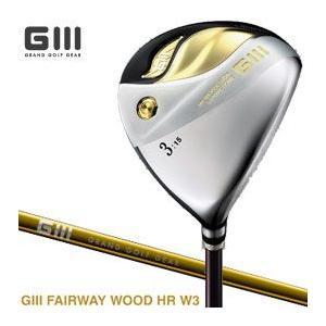グローブライド 2015モデル G III 高反発 レディ(女性用) フェアウェイウッド HR FW#3