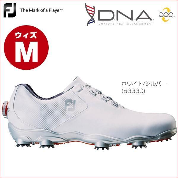 今なら最大10%戻ってくる 500円引きクーポンも発行中 ウィズ:M フットジョイ メンズ ゴルフシューズ DNA Boa 2017年モデル