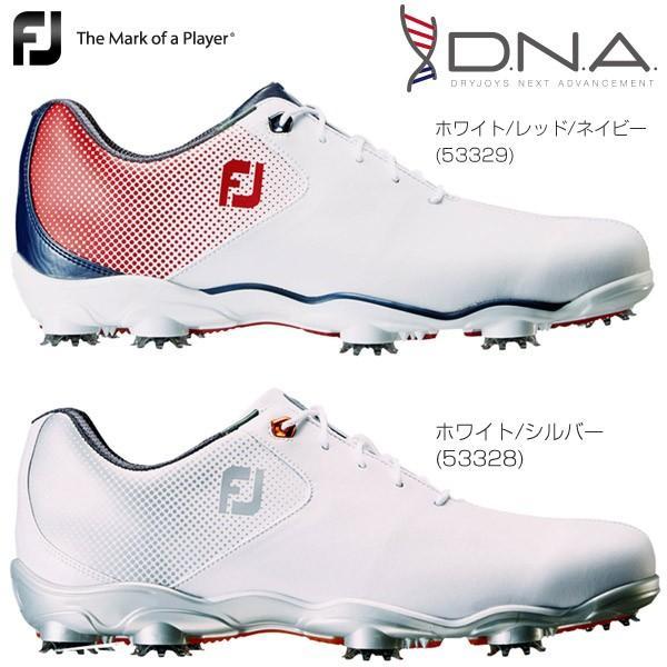 フットジョイ メンズ ゴルフシューズ DNA 2017年モデル