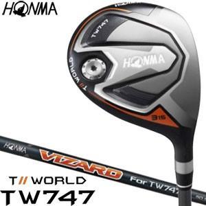 日本製 今だけ7%OFFクーポン発行中 本間ゴルフ ツアーワールド TW747 FW フェアウェイウッド VIZARD For TW747 50 シャフト, ファブリックプランナー 4f6fe7bf