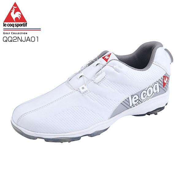 ルコックゴルフ メンズ ゴルフシューズ QQ2NJA01