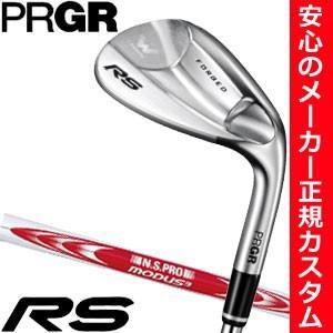 プロギア RS ウエッジ N.S. PRO MODUS3 TOUR 120 シャフト 特注カスタムクラブ