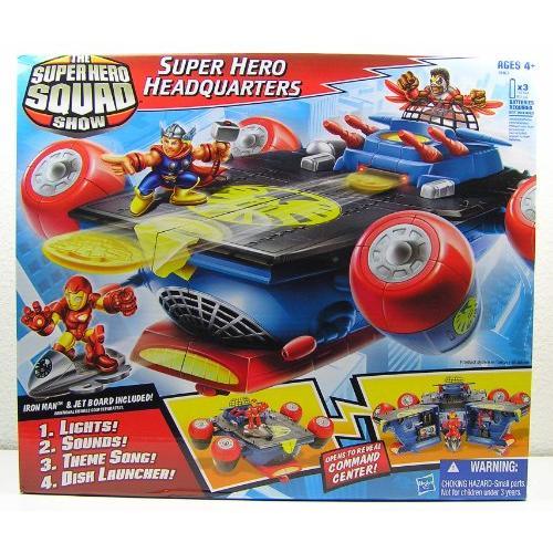 Marvel Super Hero Squad Headquarters