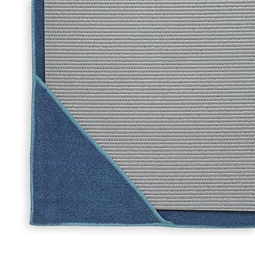(Lake) - Gaiam Stay-Put Yoga Towel並行輸入|greenshop12|02