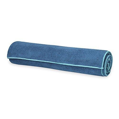 (Lake) - Gaiam Stay-Put Yoga Towel並行輸入|greenshop12|04