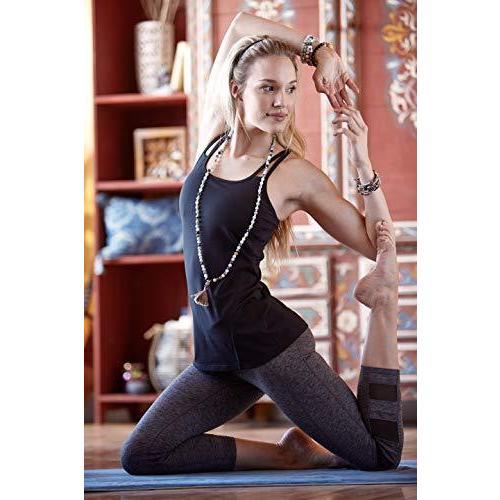 (Lake) - Gaiam Stay-Put Yoga Towel並行輸入|greenshop12|05