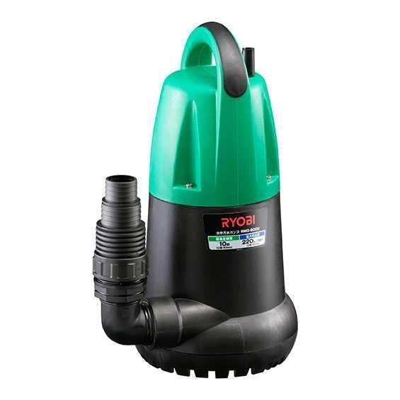 リョービ/RYOBI 水中汚水ポンプ 50Hz RMG-8000 698306A(取寄せ品)