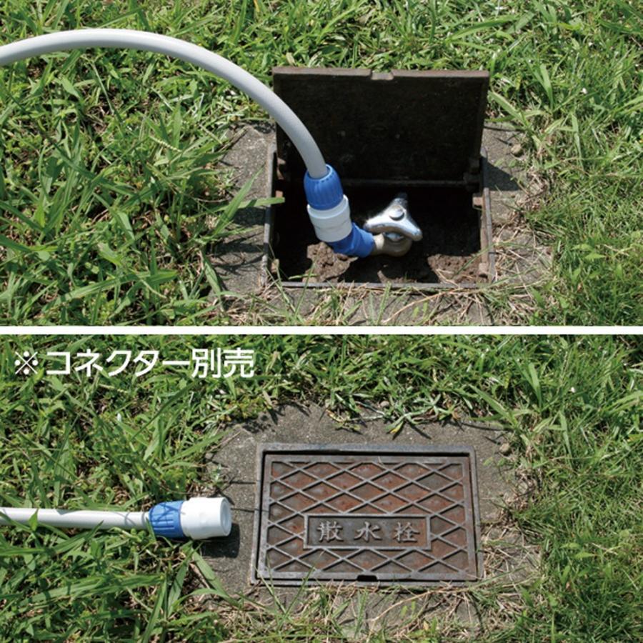蛇口 ジョイント 地下散水栓ニップル G076 適合蛇口 G1/2 地下 散水栓 takagi タカギ 安心の2年間保証|greentools|02