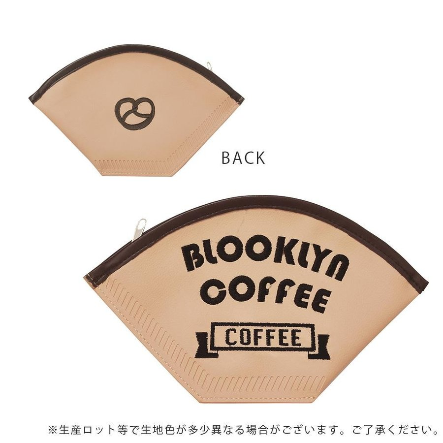 セトクラフト コーヒーフィルターポーチ BLOOKLYN COFFEE SF-4133-130 代引き不可・同梱不可 greetings
