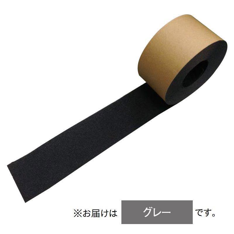 ヤナセ ノンスリップテープ ノンスリップテープ ノンスリップテープ 50×5000mm 厚み0.8mm 10個入 グレー RNST-50G 代引き不可・同梱不可 3de