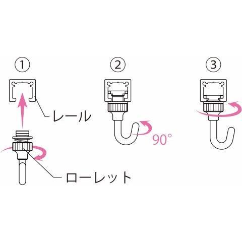 MCD-4 white(片ループワイヤーφ0.6~1.5用)|gripshop|03