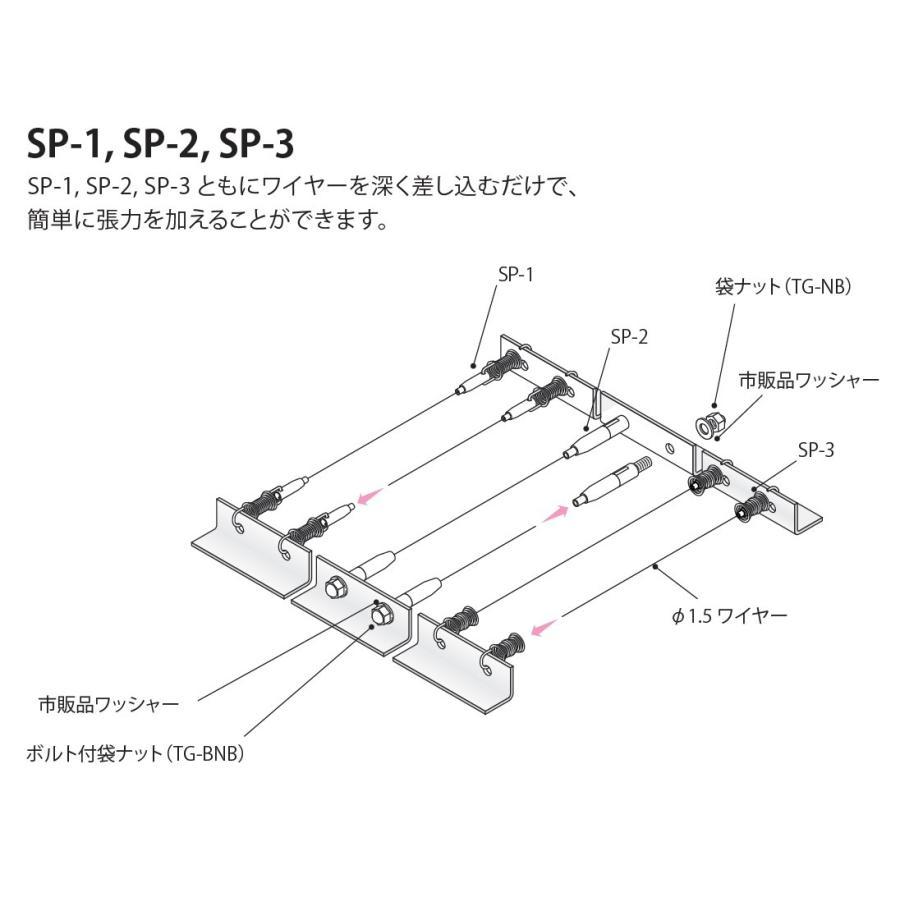 SP-2(片ボールワイヤーφ1.5用)|gripshop|03