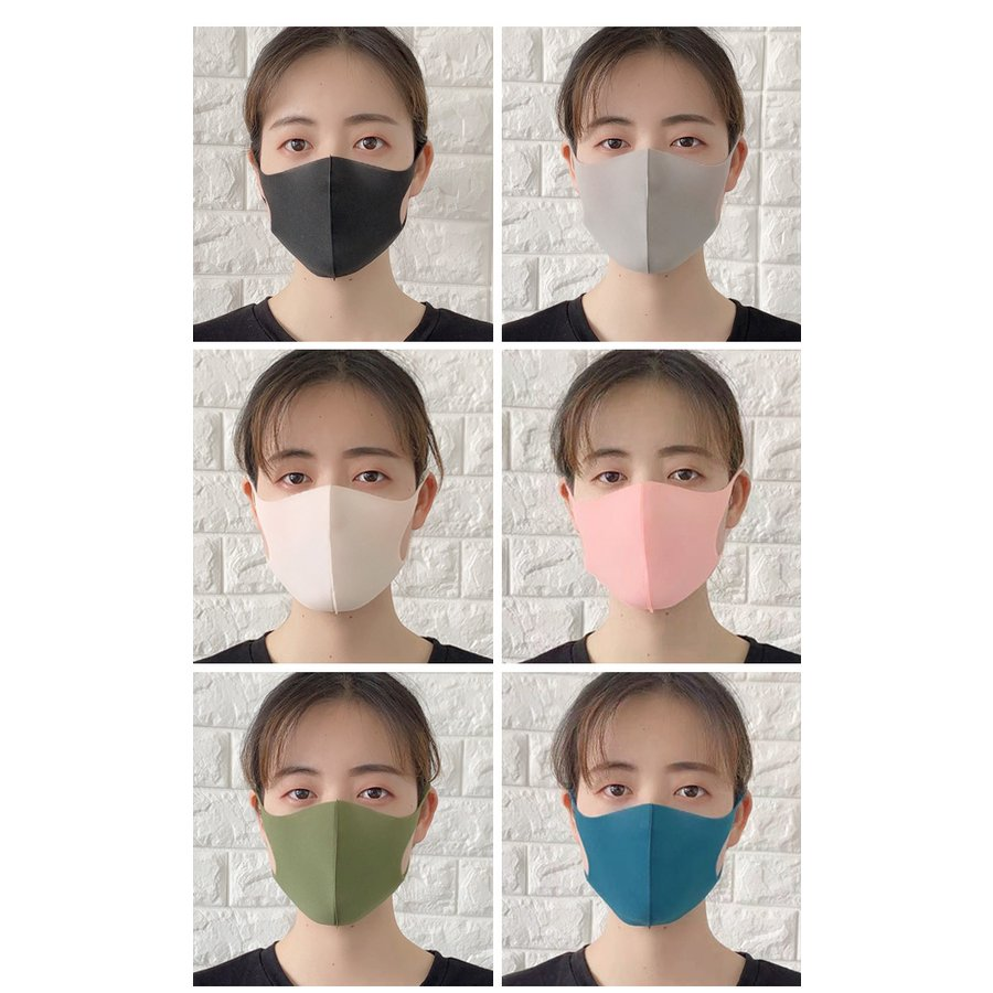 「即日発送」「レビュー記入でメール便送料無料」GPTウレタンマスク ウレタン製 洗えるマスク 5枚入 gu1a645-mail(gu1a648)(1通につき6点迄) griptone 09