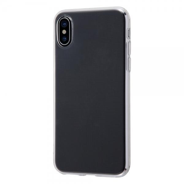 スマホケース iPhone XS X TPUソフトケース ウルトラクリア クリア  アイフォン|gs-net