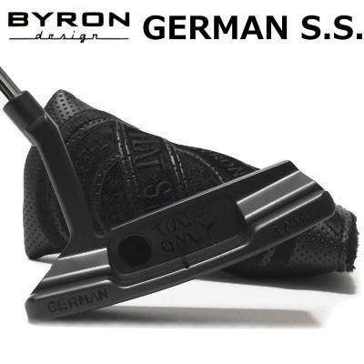 【NEW!】 バイロンデザイン GSS タイムレス・アンサー2 ツアーオンリー 370G ステルスグレー仕上げ