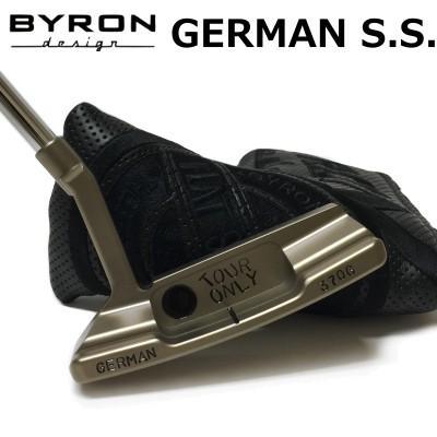 バイロンデザイン GSS アンサー2 ツアーオンリー 370G シャンペーンゴールド仕上げ