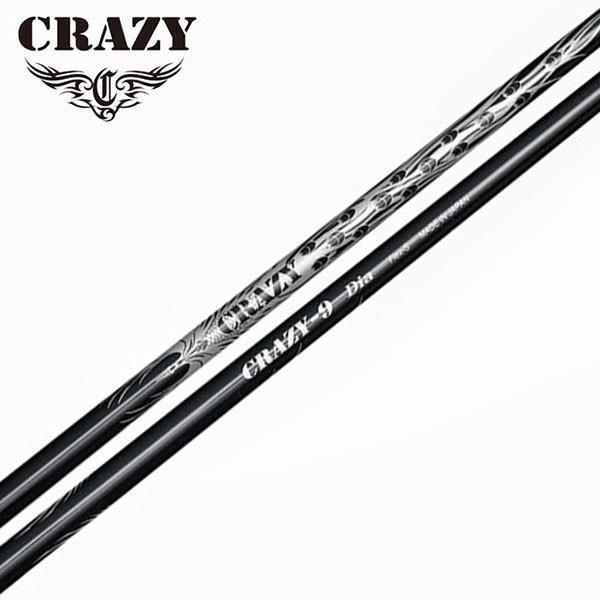 CRAZYクレイジー「9 dia」GTDドライバー専用スリーブ付き別売りシャフト