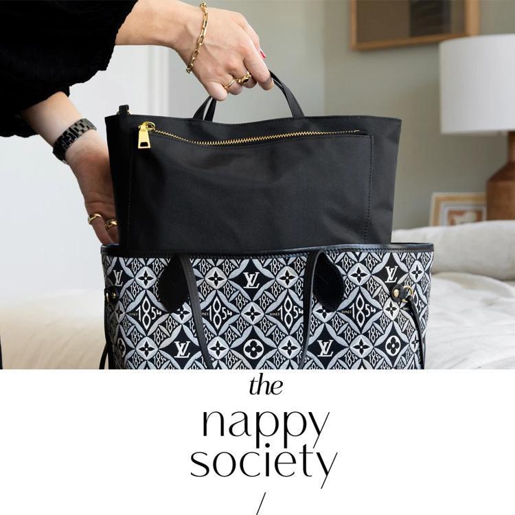 The Nappy Society ナッピーソサエティー バッグインバッグ Mサイズ Original Insert マザーズバッグ|gudezacom|05