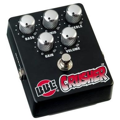BBE CRUSHER 《エフェクター》|guitarplanet