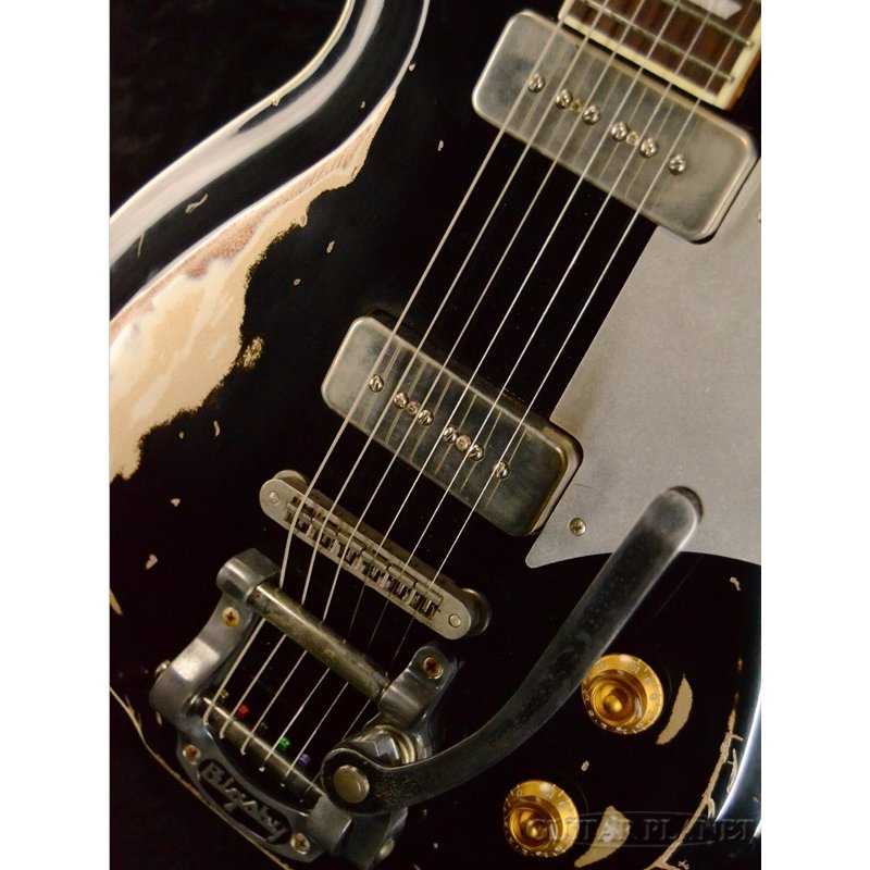 fano Alt de Facto RB6 -Bull Black over Shoreline Gold-【当店カスタムオーダー品】《エレキギター》|guitarplanet|11