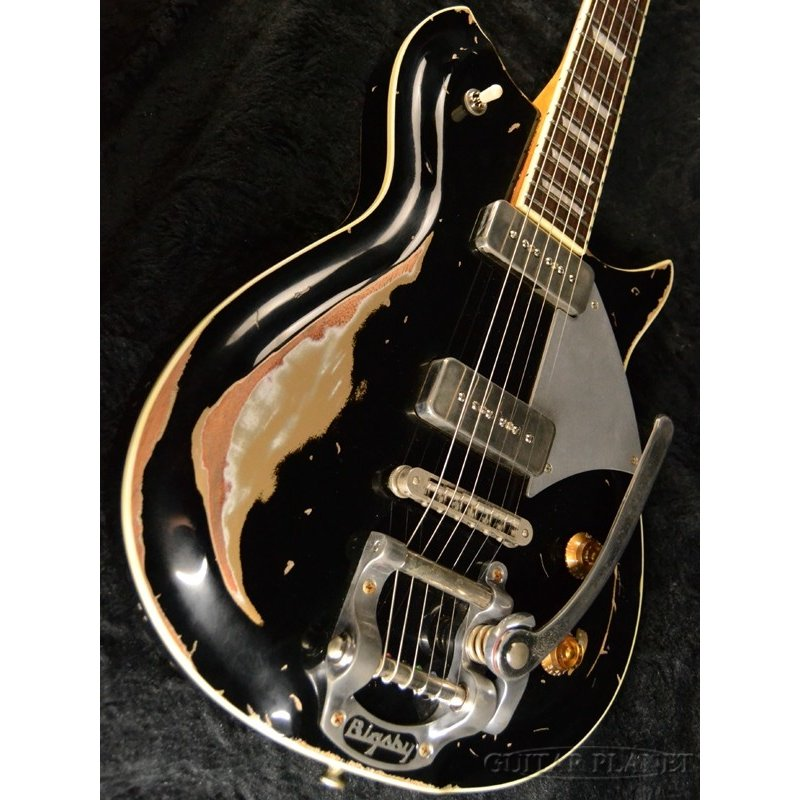 fano Alt de Facto RB6 -Bull Black over Shoreline Gold-【当店カスタムオーダー品】《エレキギター》|guitarplanet|10