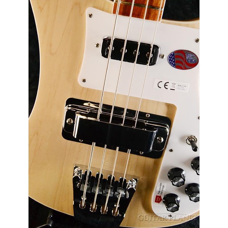 Rickenbacker 4003 -Mapleglo-《ベース》 guitarplanet 08