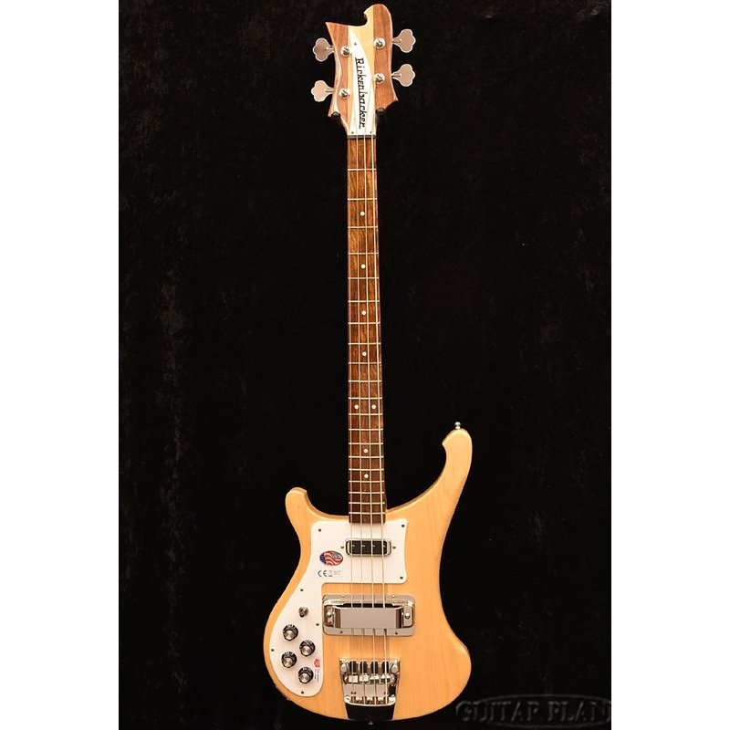 Rickenbacker 4003 LH -Mapleglo- Left Handed Model《ベース》|guitarplanet